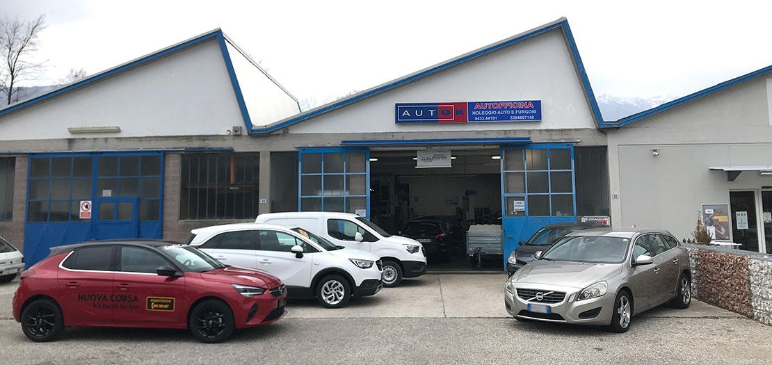 officina riparazione auto Tolmezzo Udine