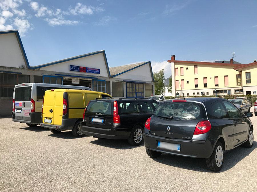 noleggio auto e furgoni Tolmezzo Udine