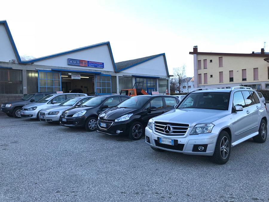 auto usate in vendita Tolmezzo Udine