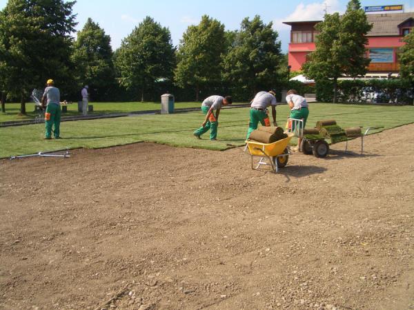 progettazione giardini privati e spazi verdi pubblici