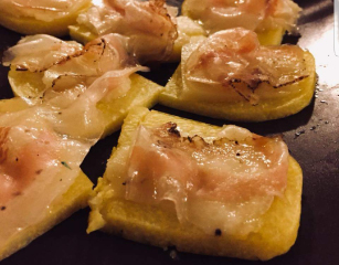 menu degustazione tartufo Urbino