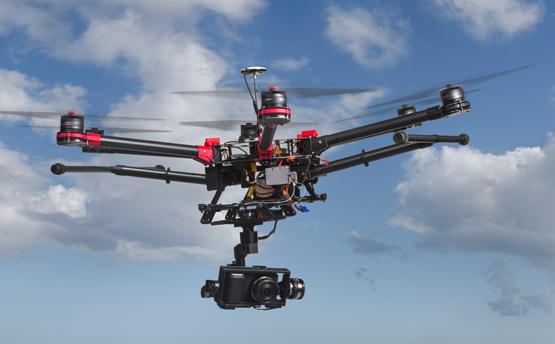 Drone Lambertini Geom. Stefano a Ferrara