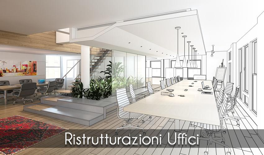 ristrutturazioni uffici roma centro