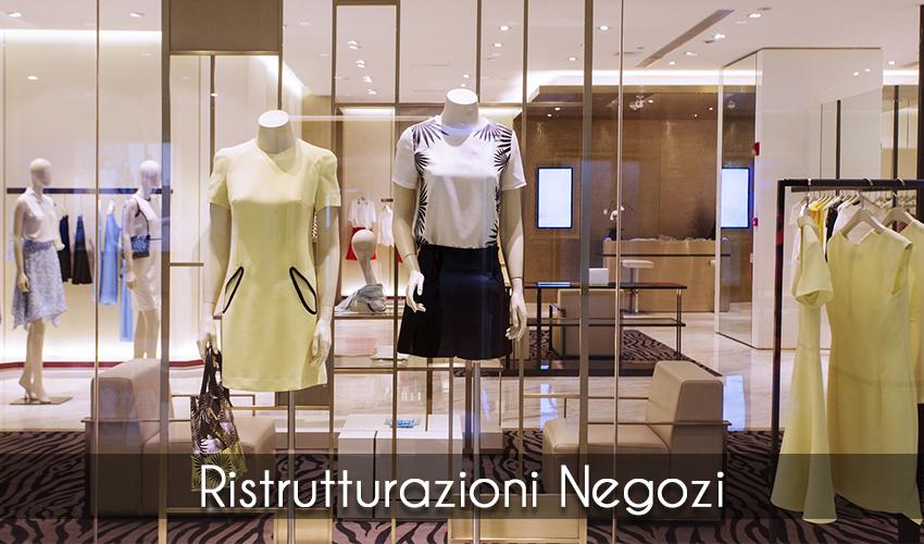 ristrutturazioni negozi roma centro
