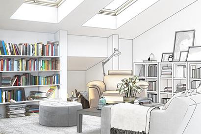 interior design roma centro