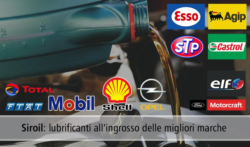 siroil lubrificanti auto roma talenti