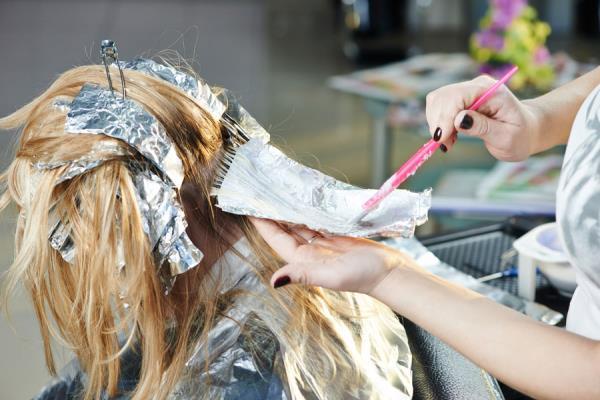 colorazione capelli Taranto