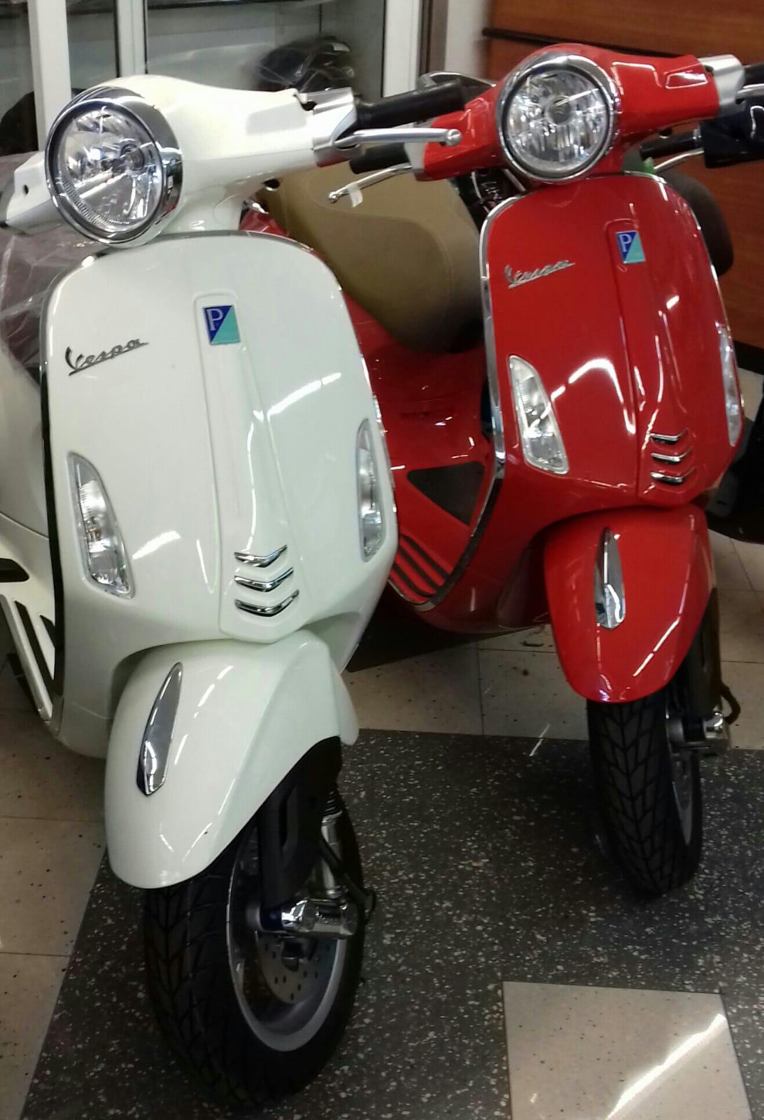 Vendita Veicoli Vespa (Imperia) | Vendita Moto e Scooter Vespa Ventimiglia (Imperia) | QUATTRONE MOTORI