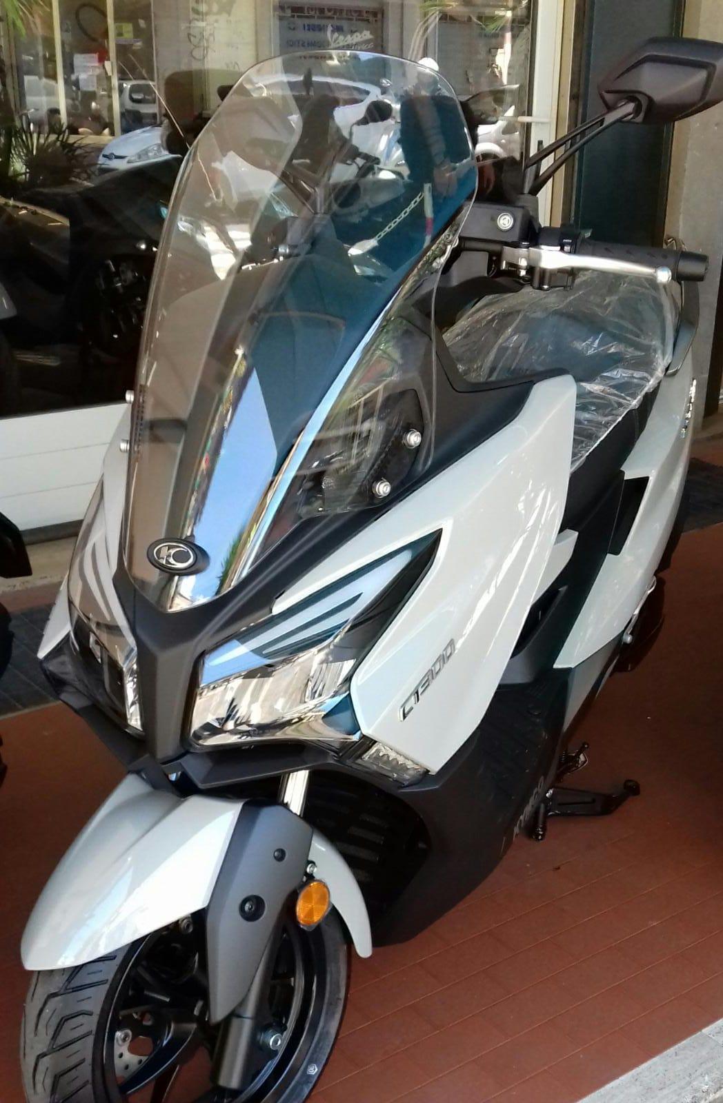 Vendita Veicoli Kymco (Imperia) | Vendita Moto e Scooter Kymco Ventimiglia (Imperia) | QUATTRONE MOTORI
