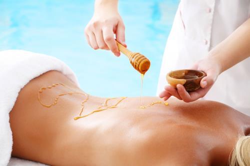 Massaggio latte e miele
