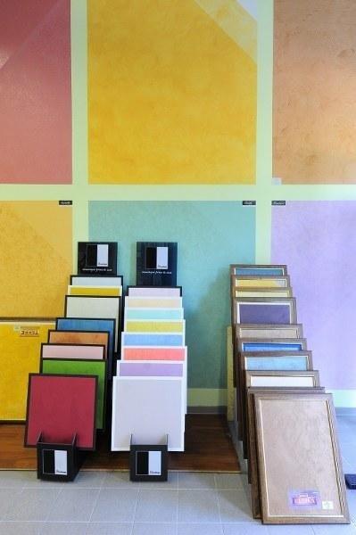 Cornici Colorificio Mariani a Cologno Monzese Milano