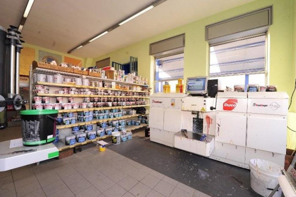 Vernici Colorificio Mariani a Cologno Monzese Milano
