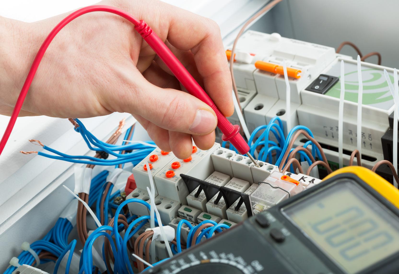 Impianti elettrici - MG SERVICE Bagheria