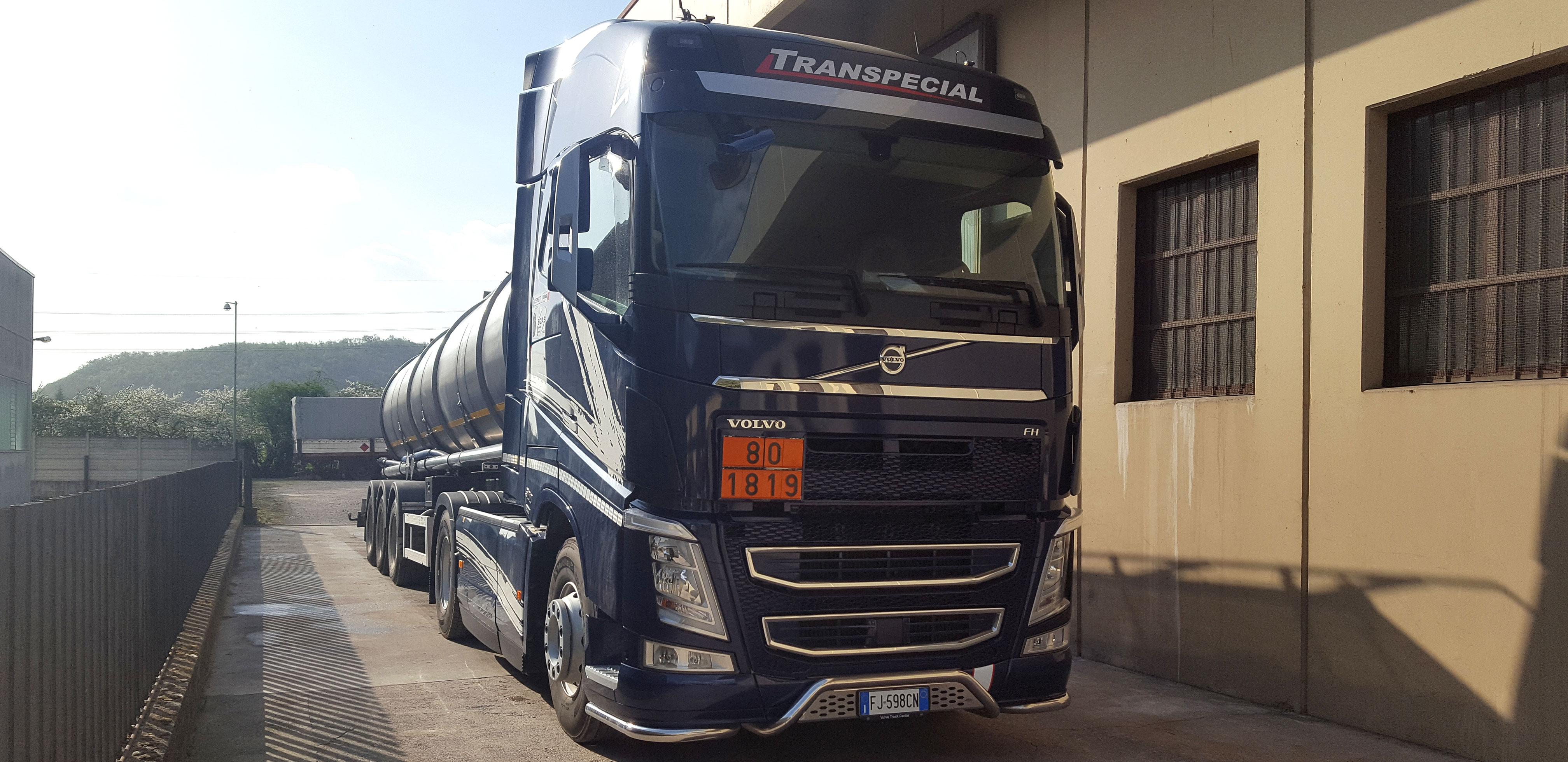trasporti prodotti chimici bs