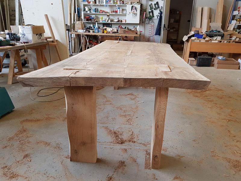 tavolo di legno bs