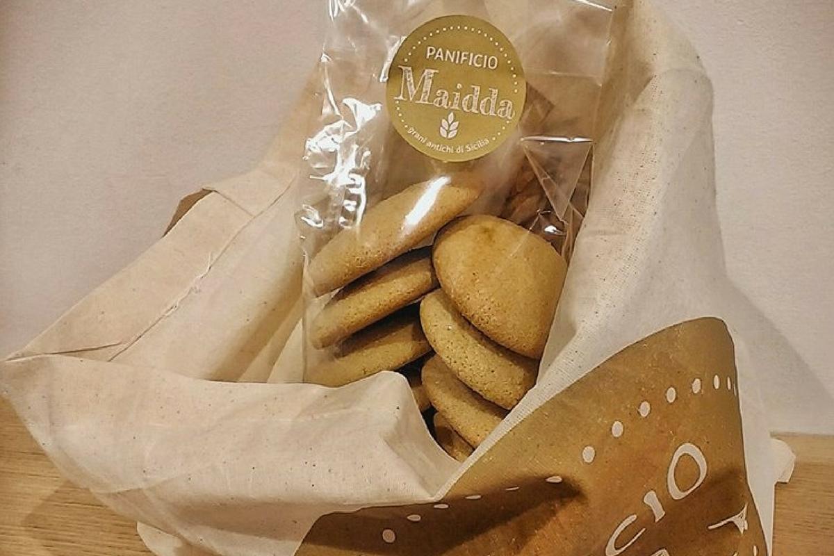 biscotti farine ai grani antichi