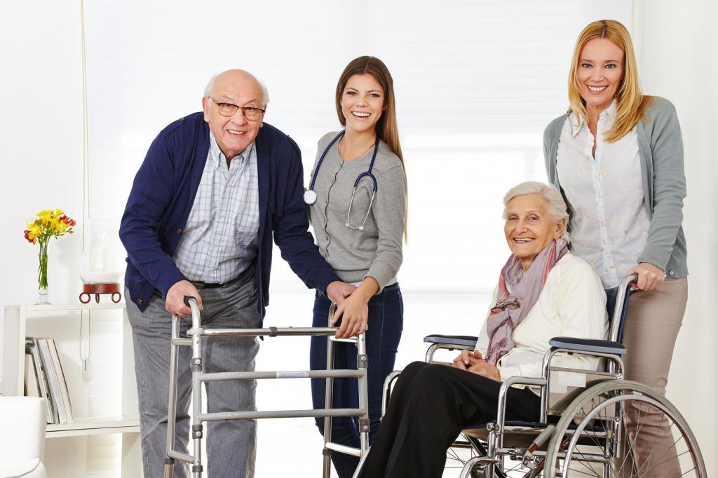 Servizio di assistenza domiciliare e ospedaliera