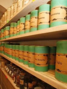 vendita erbe per infusi Cuneo
