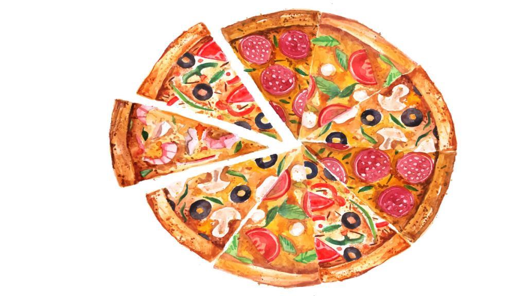 Menù GIROPIZZA 10,00€ - Pizzeria Pizza Chef - Bagheria