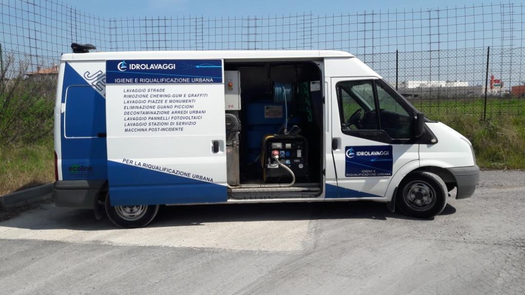 idrolavaggio e sanificazione Civitanova Marche