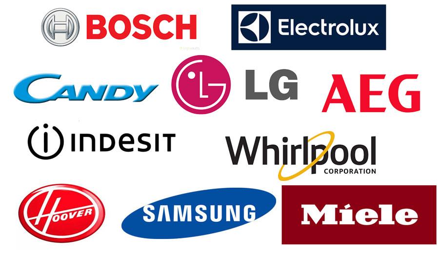 Riparazione elettrodomestici grandi marche