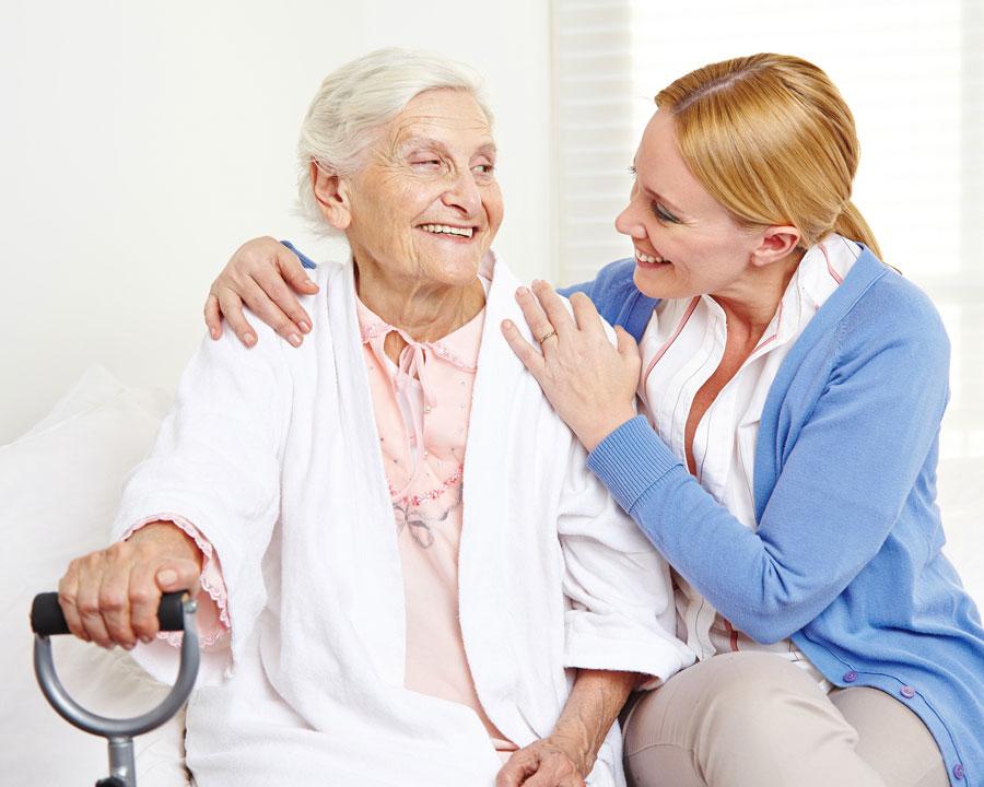 Assistenza geriatrica domiciliare