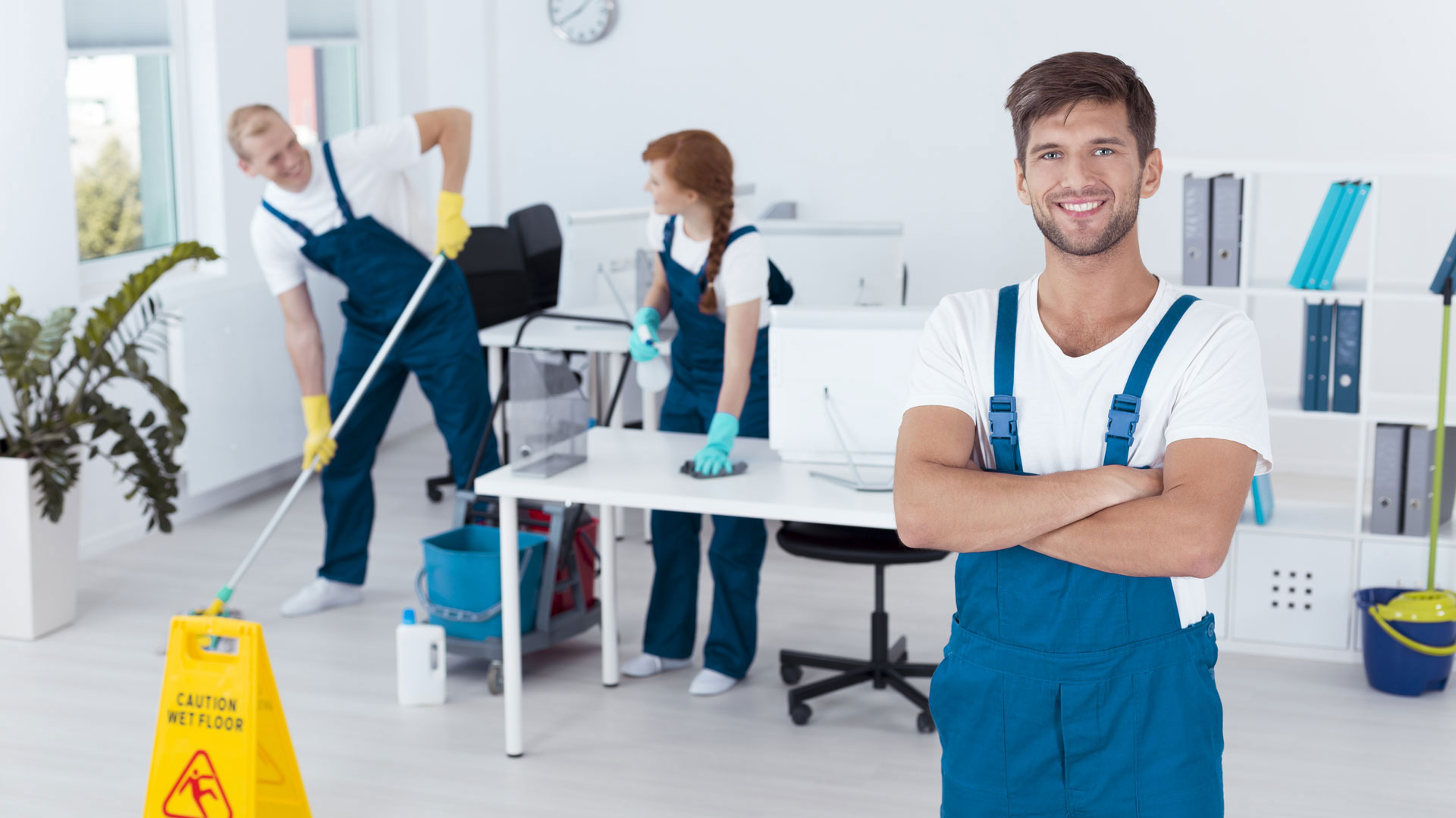 Imprese di pulizia civili e industriali nettuno