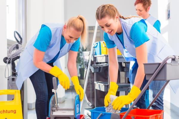 MJ Multiservice imprese di pulizia civile e industriale