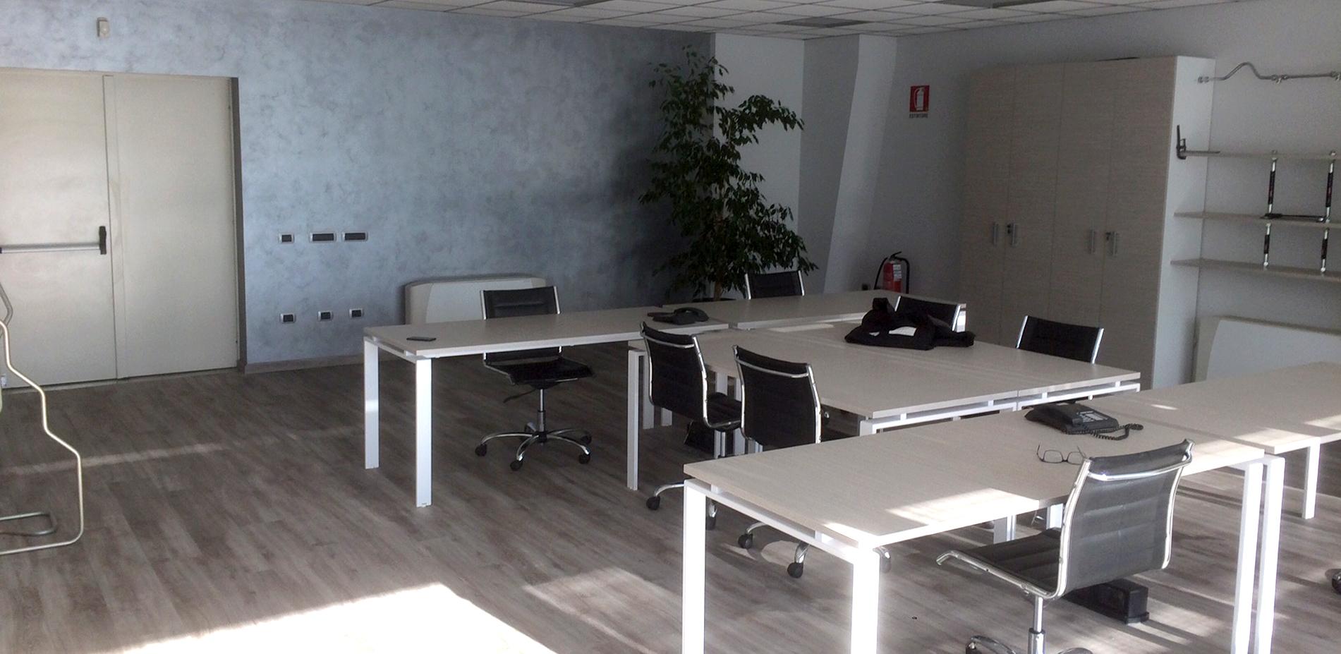 arredamento uffici e attività commerciali bergamo