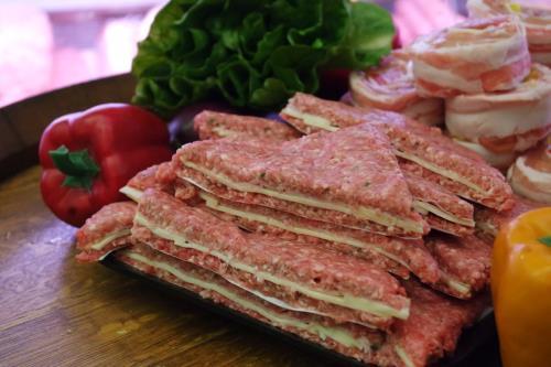 tramezzini di carne, macelleria spresiano