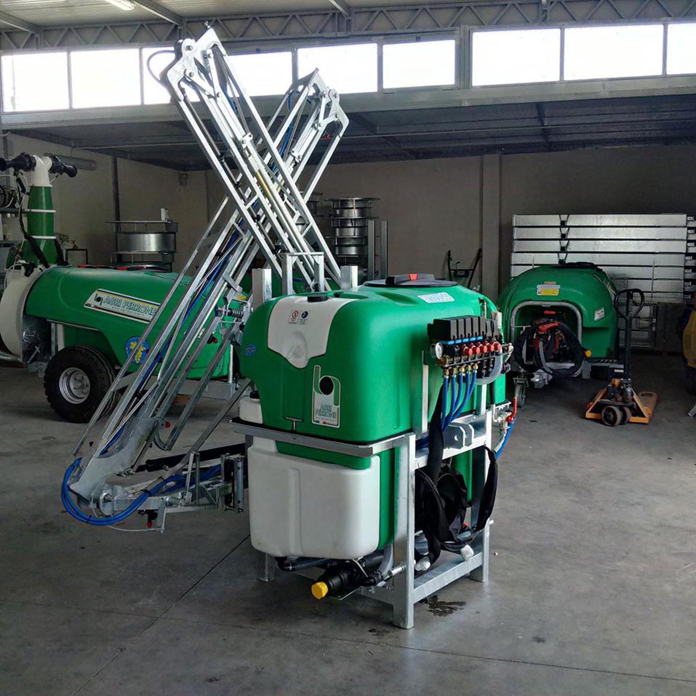 costruzione e vendita gruppo diserbo per agricoltura lecce