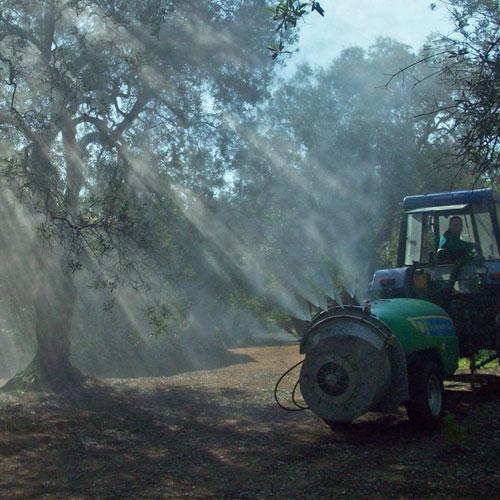 costruzione nebulizzatori agricoli lecce