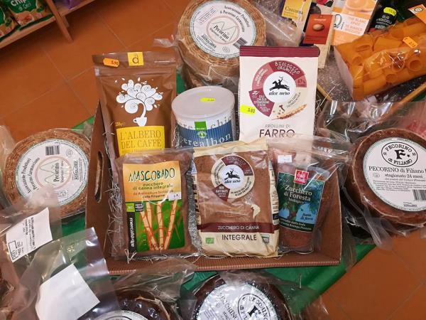 prodotti certificati biologici salerno