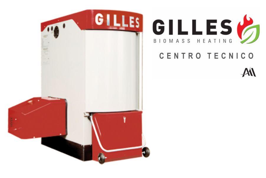 Impianti a Pellet Gilles