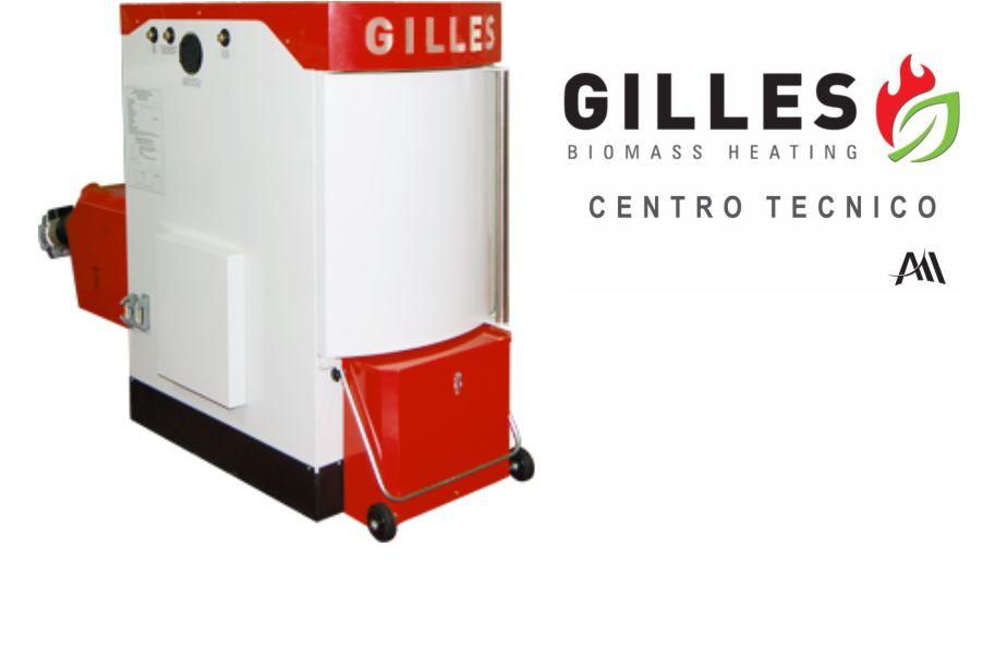 Impianti a cippato Gilles