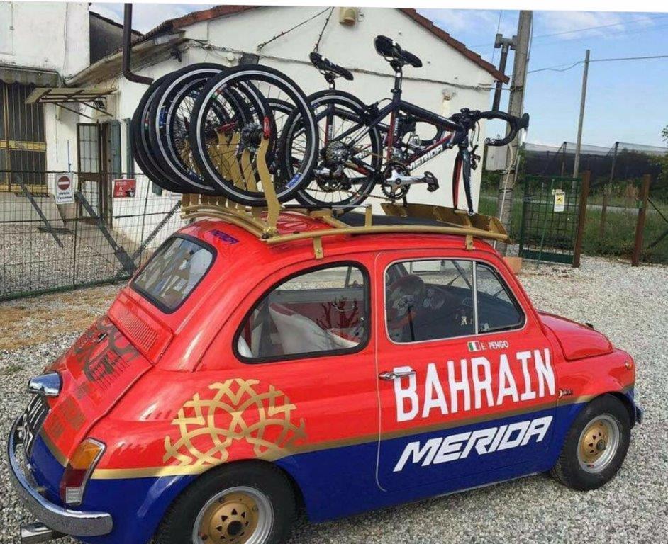 Realizzazione  Portabici Bergamo