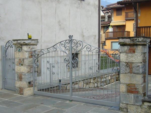 Realizzazioni in ferro battuto Bergamo
