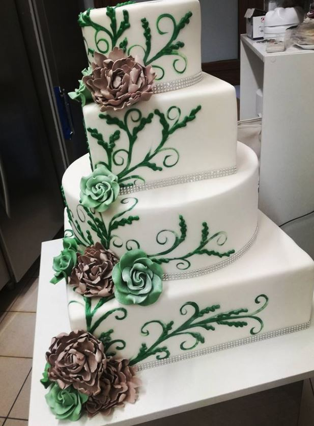 WEDDING CAKE - TORTE NUZIALI