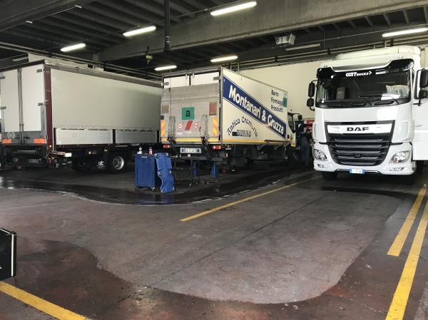 Officina riparazione veicoli industriali Parma