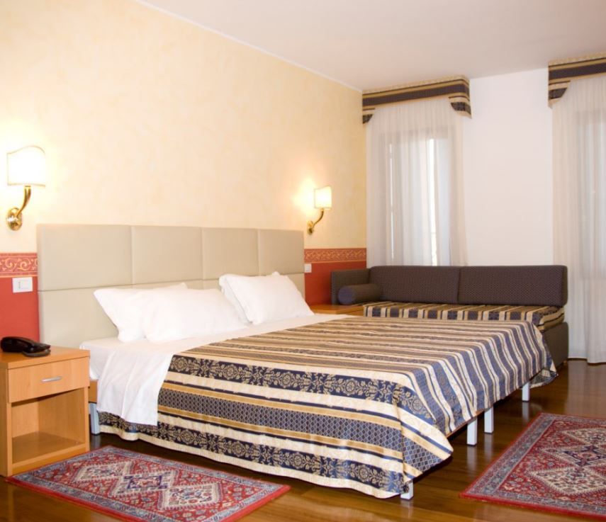 camere hotel treviso