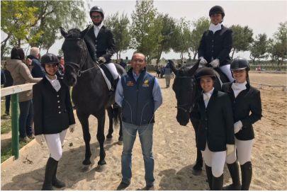 scuola equitazione crispiano