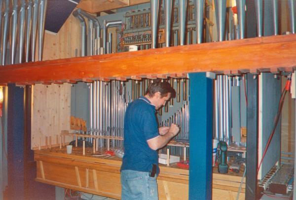 costruzione organi musicali treviso