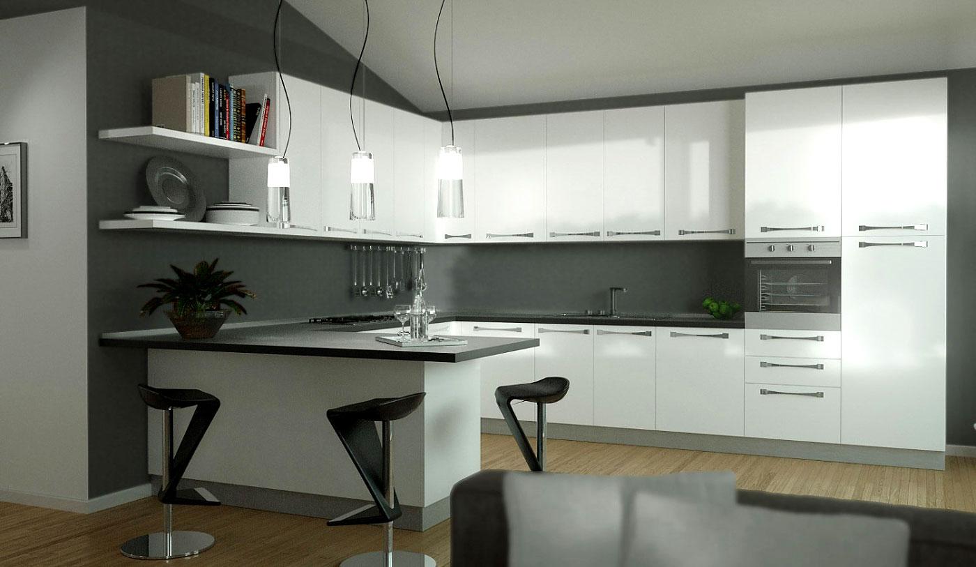 cucine in legno su misura bs