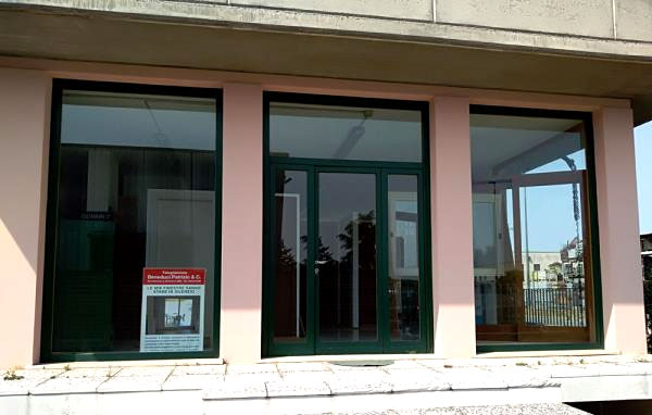 esposizione infissi Brescia