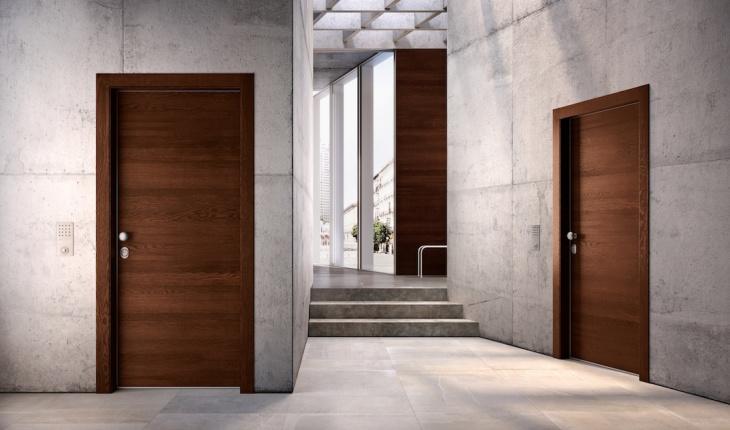 Porte blindate e porte in PVC