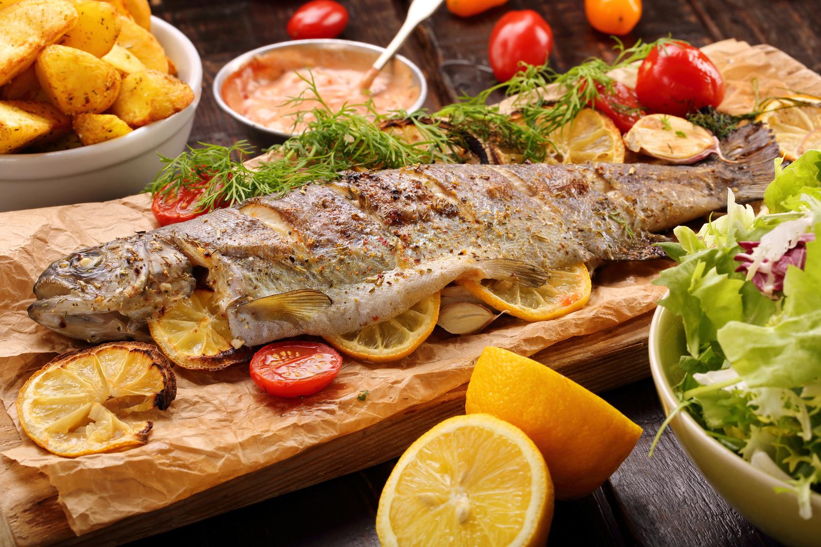ristorante pesce fresco Pero Milano