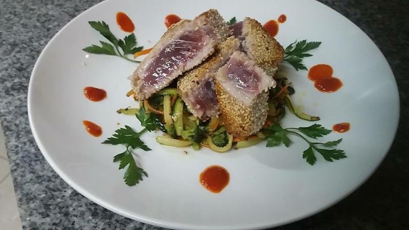 ristorante menù pesce Pero Milano