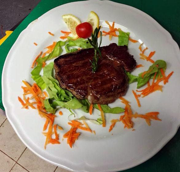 ristorante specialità carne Pero MIlano