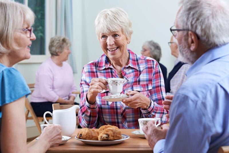 centro per anziani a viterbo