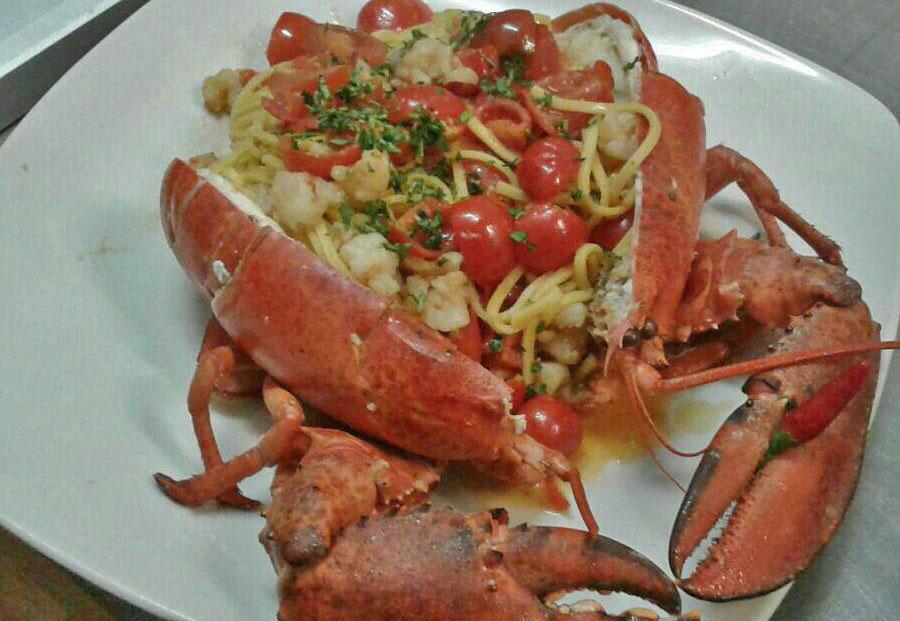ristorante specialità di pesce san maurizio d'opaglio